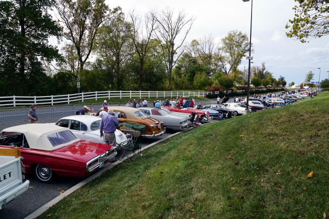 Hershey Region AACA - Antique car show hershey pa 2018