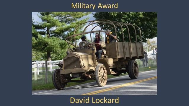 Dave Lockard 1917 Packard Truck