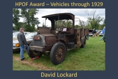Dave Lockard 1918 Packard Truck